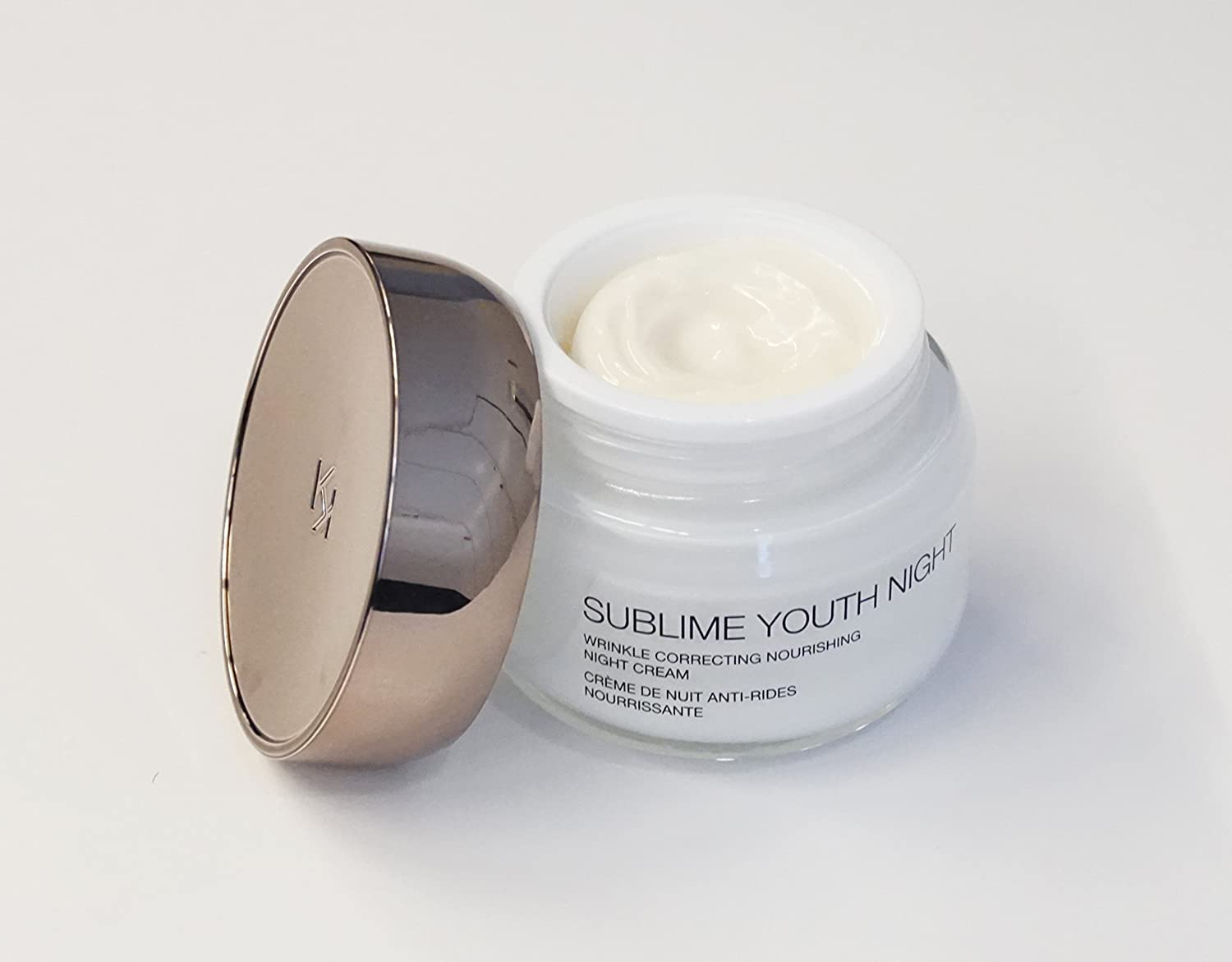 KIKO MILANO – Sublime Youth Night Wrinkle correcting and nourishing night cream. With Actiglow for All Skin Types. 50ml 1.69 FL.OZ