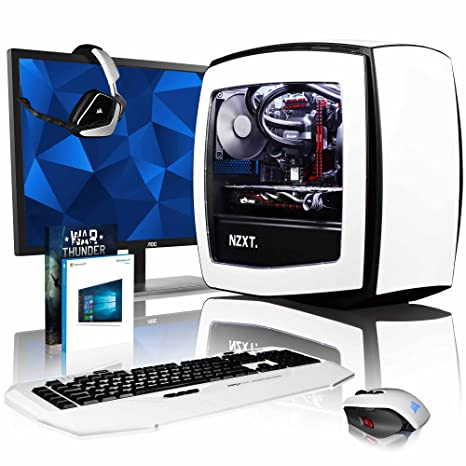 VIBOX Atom RM580-550 Gaming PC Ordenador de sobremesa con ...