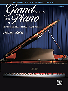 Celebrated jazzy solos book 2 11 solos in jazz styles for late grand solos for piano book 3 11 pieces for late elementary pianists fandeluxe Images