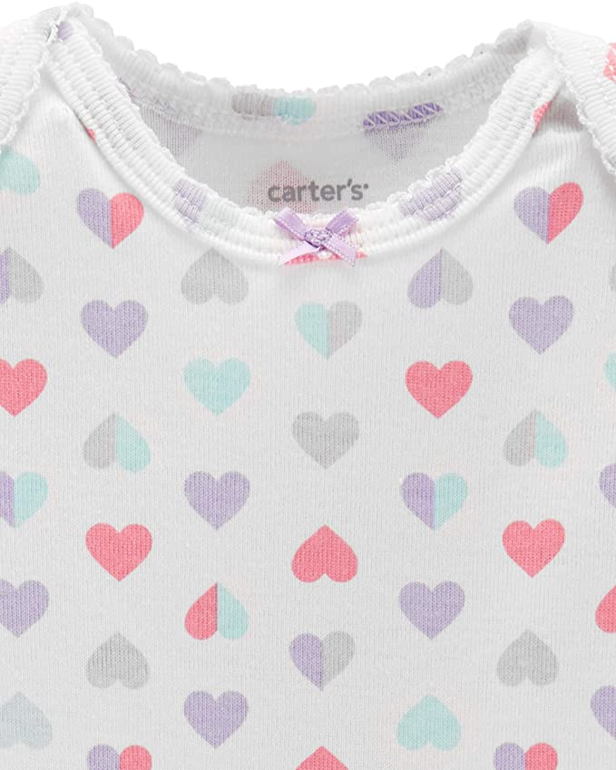 ebd3d38a5 Amazon.com: Carter's Baby Girls Take Me Away 3-Piece Little Character Set:  Clothing