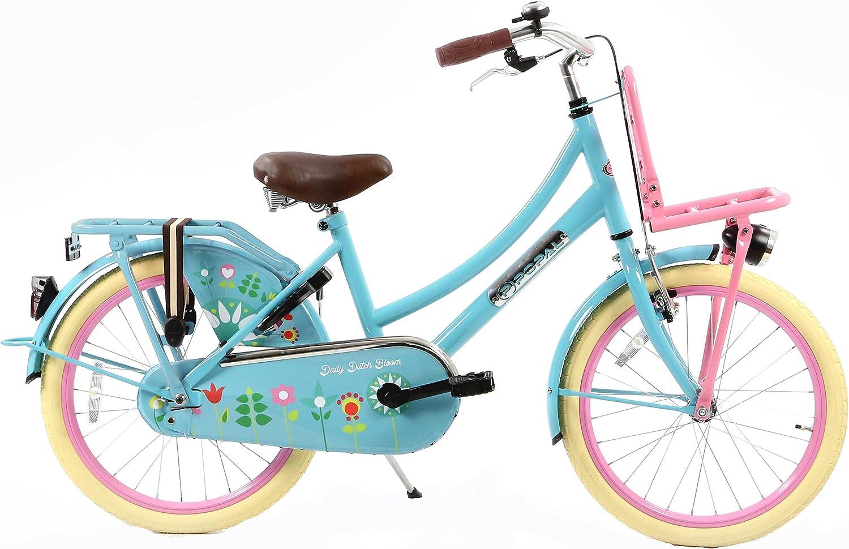 Bicicleta Chica 22 Pulgadas Popal Daily Dutch Basic con Freno ...