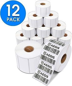 "10 12 36 4x6 /"" Direct thermal Labels shipping Eltron 2844 Zebra printer GX420t"