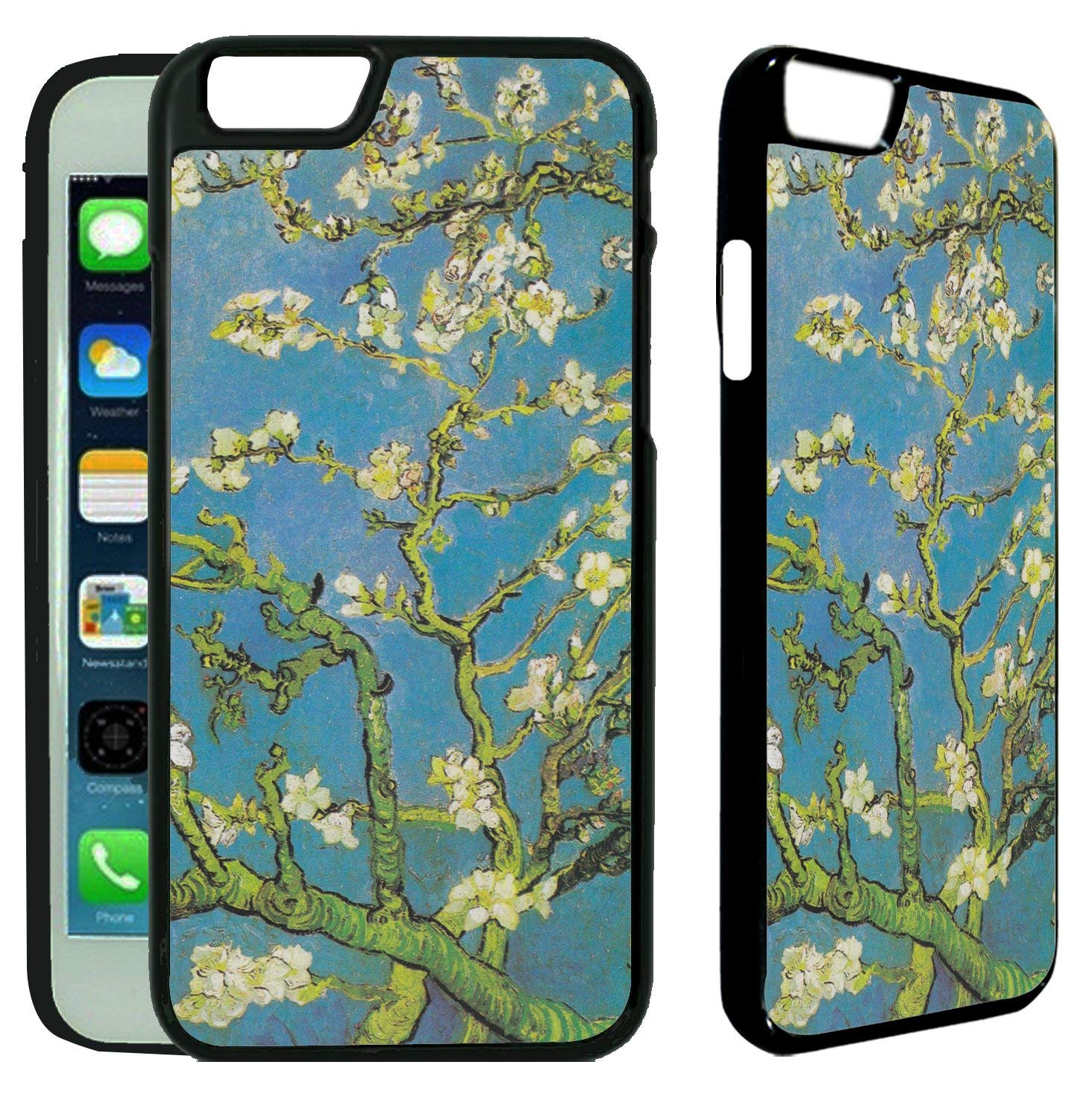 Almond Blossom iPhone 6S Phone Case