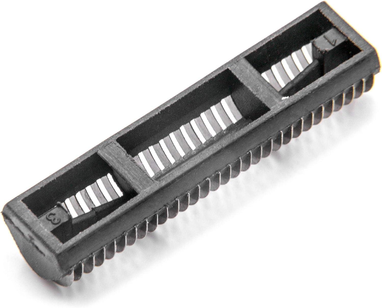 vhbw bloqueo de la cuchilla para afeitadoras Braun M-60r, M-90 ...
