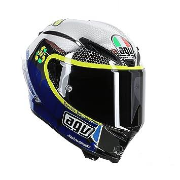 Casco para Moto AGV integral, de carrera, de Valentino Rossi,de