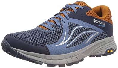 Columbia Men s Mojave Ii Outdry Waterproof Trail Running Shoes ... 57811557f17
