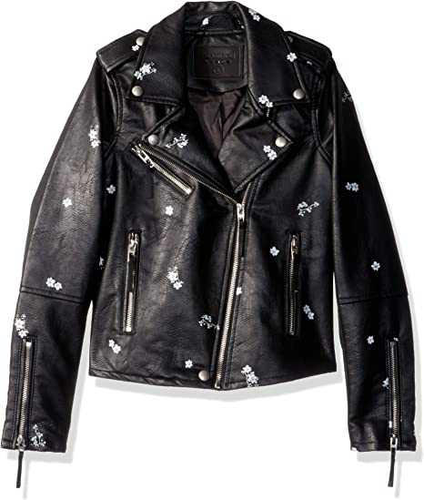 [BLANKNYC] Big Girl's Faux Leather Jackets Outerwear