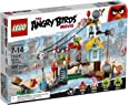 LEGO 75824 Angry Birds Pig City Teardown Building Set