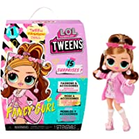 LOL Surprise Tweens Fashion Doll Fancy Gurl with 15 Surprises Including Pink Outfit and Accessories for Fashion Toy…
