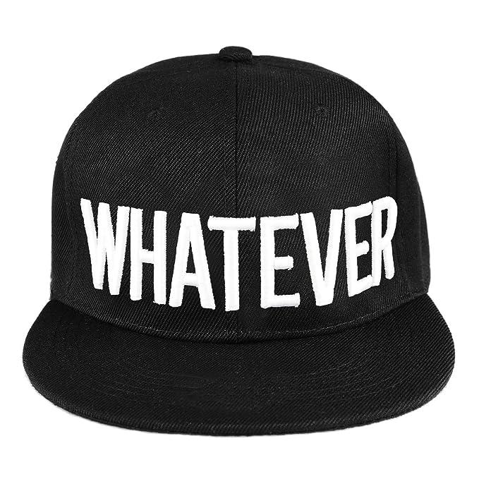 cbdcb03586e Fringoo Men s Baseball Cap Hat Snapback Hip Hop Adjustable Flat Peak ...