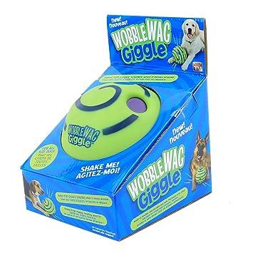 esDeportes JuguetesAmazon Giggle Mascota Sonido Y Libre Perro Aire drxCoWBe