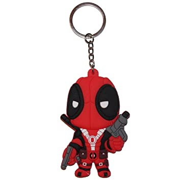 Deadpool Marvel - Llavero