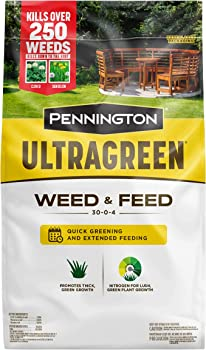 PENNINGTON 12.5 pounds Granular Weed And Feed
