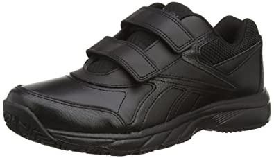 Reebok Work N Cushion KC 2.0, Damen Sneaker, Schwarz, 36 EU