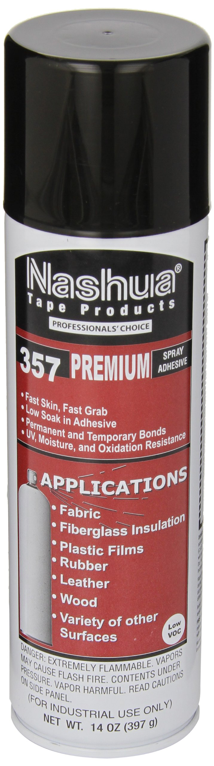 Nashua Low VOC Premium Spray Adhesive, 14
