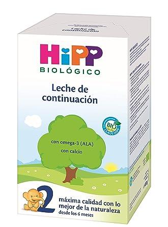 HiPP Biológico Leche de Continuación 2-600 gr