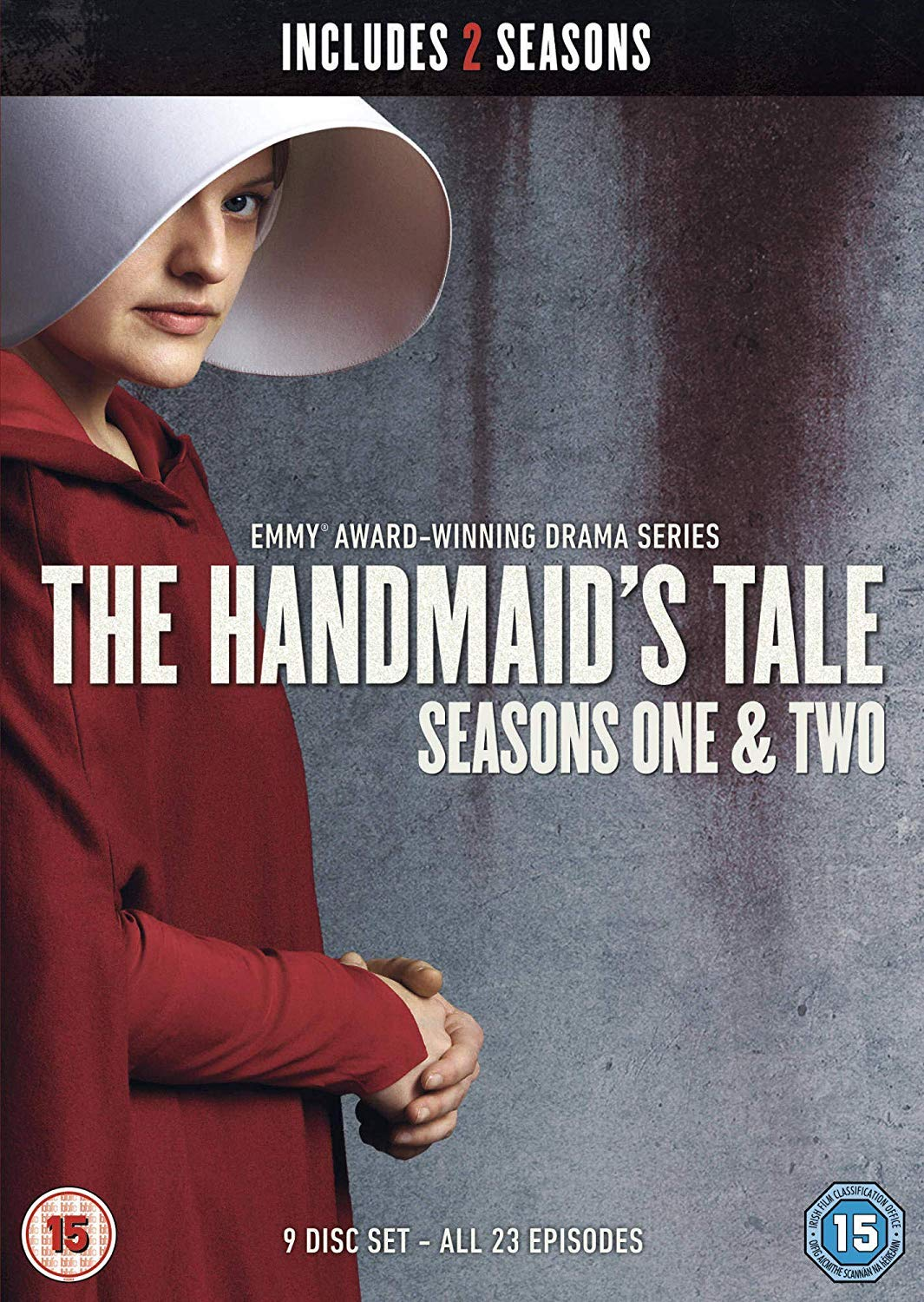 The Handmaid S Tale Season 1 2 Dvd 2018 Movies Tv