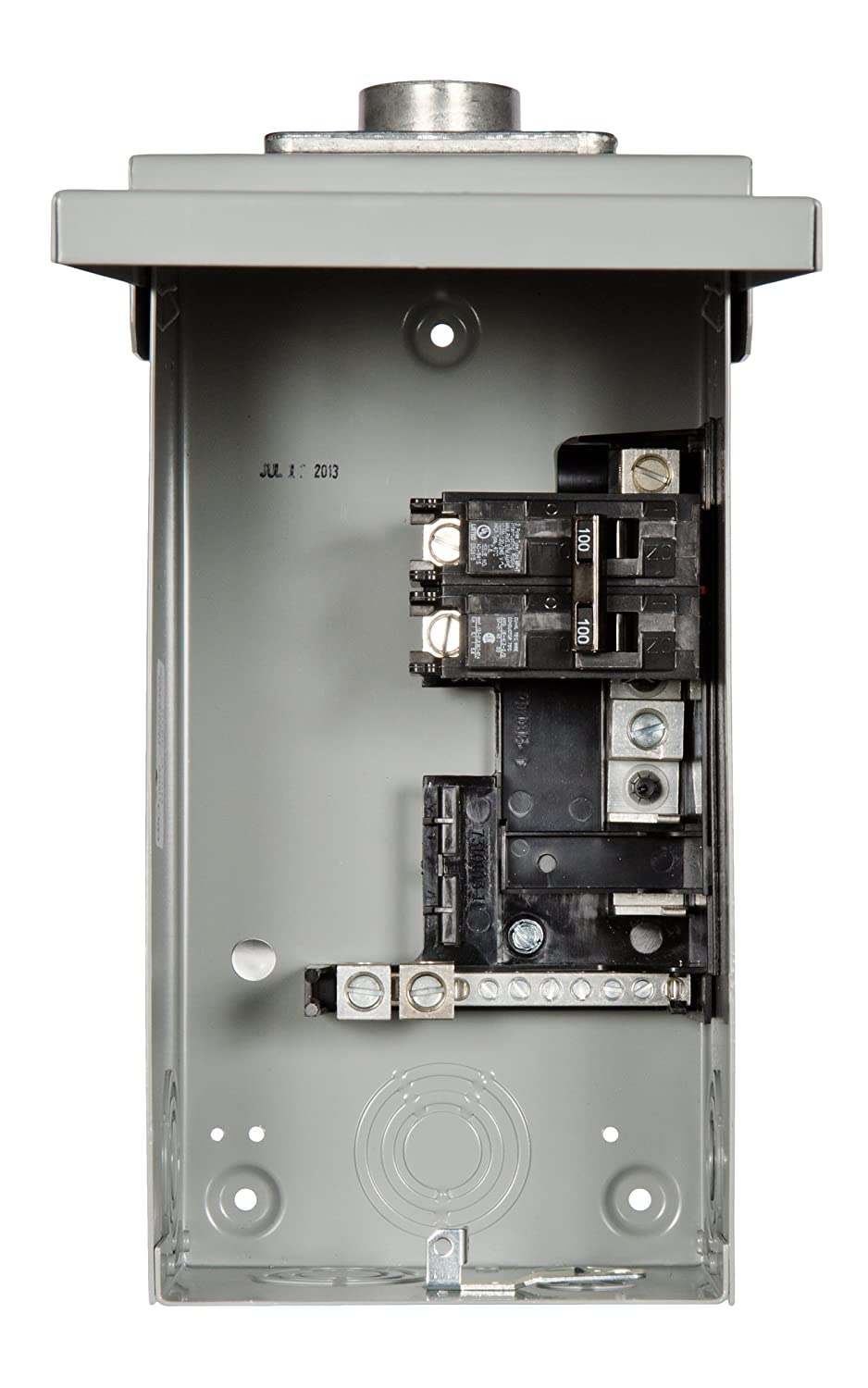 Murray LW102NLU 100-Amp Outdoor Rated Circuit Breaker Enclosure - -  Amazon.com