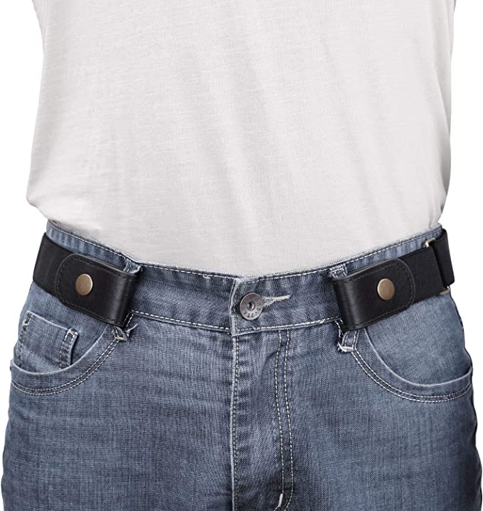 NEW MENS LEATHER LOOK BELT SOFT FOR HIM GIFT JEANS TROUSERS SUIT SHORTS SMART