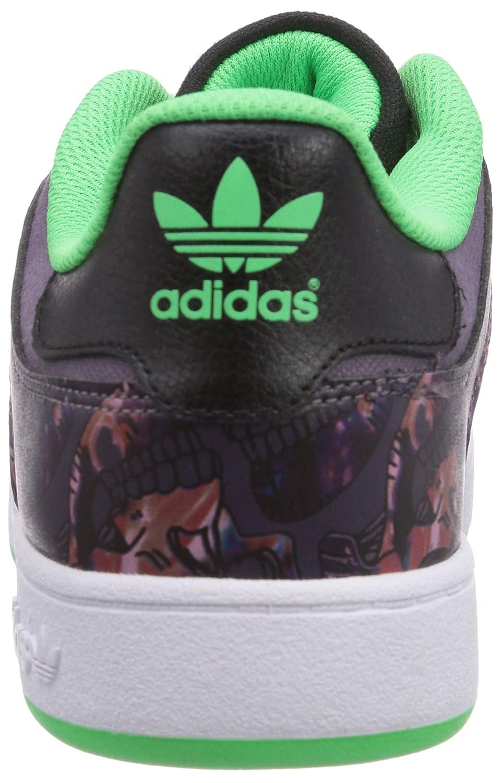 adidas Varial Low, Chaussons Sneaker Adulte Mixte - Noir (Core Black/Ash  Purple S15-st/flash Green S15), 40.67 EU: Amazon.fr: Chaussures et Sacs