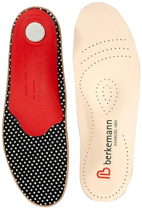 Berkemann 50008758700025 - Plantillas unisex, color beige, talla 34 2/3