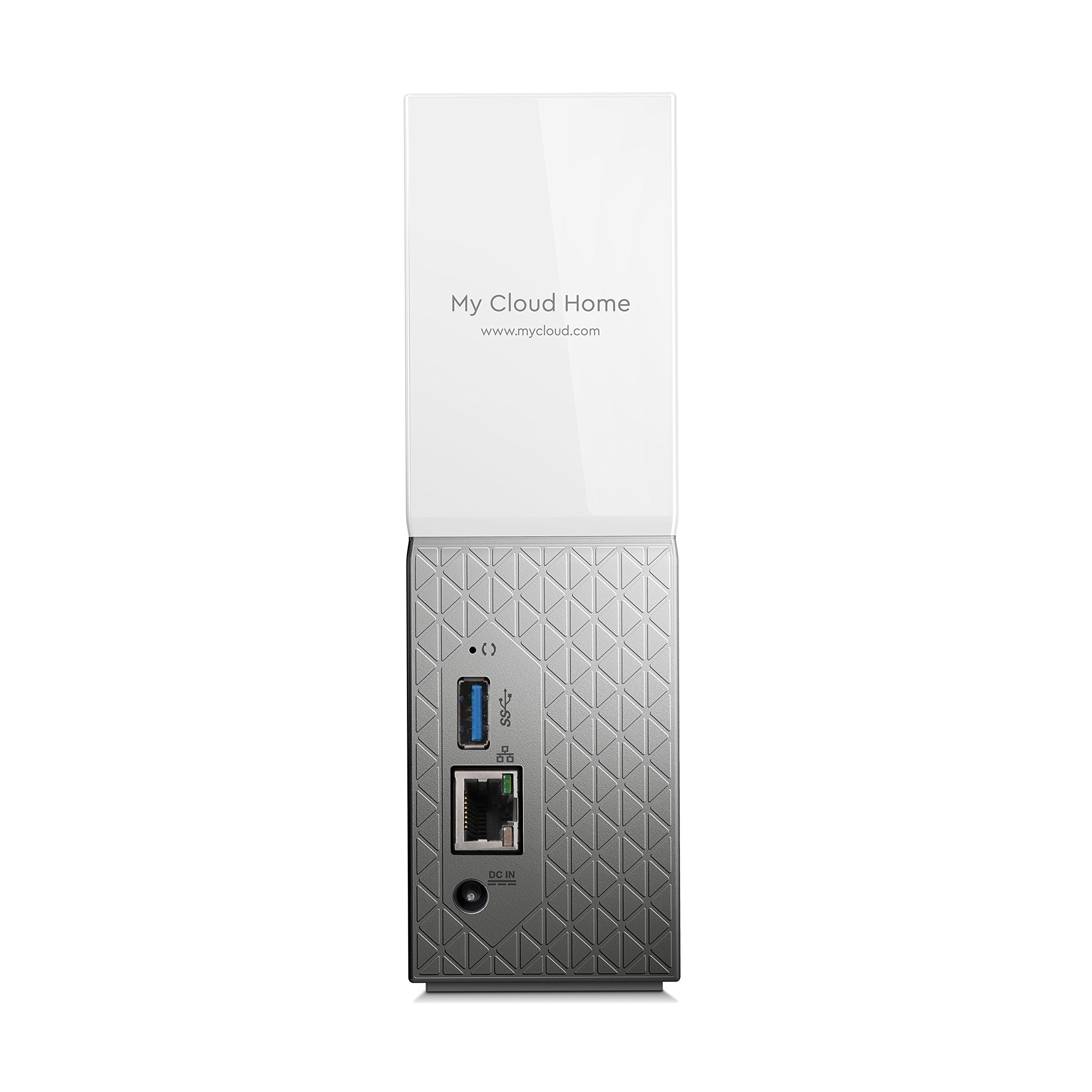 WD 8TB My Cloud Home Personal Cloud Storage - WDBVXC0080HWT-NESN by Western Digital (Image #4)