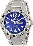 REACTOR Men's 53003 Gamma 300 Meter Blue Dial Watch