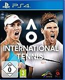 AO International Tennis [Playstation 4]