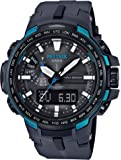 CASIO PROTREK PRW-6100Y-1AJF Triple Sensor Ver.3 Solar Men's Watch(Japan Import-No Warranty)