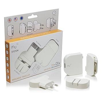 Sistema Mu A1:EQ19 - El cargador plegable original: Amazon ...