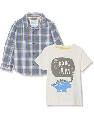 aa0a6c644 Boys' Outfits and Clothing Sets: Amazon.co.uk