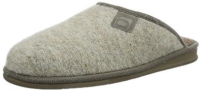 Rohde Moss, Damen Pantoffeln, Beige (Leinen 17), 40 EU
