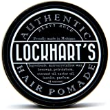 Lockhart's Authentic Hair Pomade Heavy Hold, 4 oz