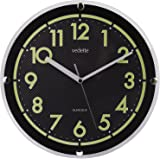 Vedette - VP40022 - Horloge - Quartz Analogique - Cadran Noir