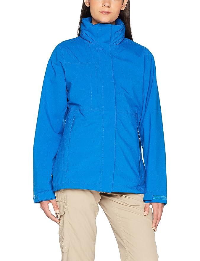 Regatta Damen Jacke Kingsley 3 in 1 Jacket, Blue (NavyNavy