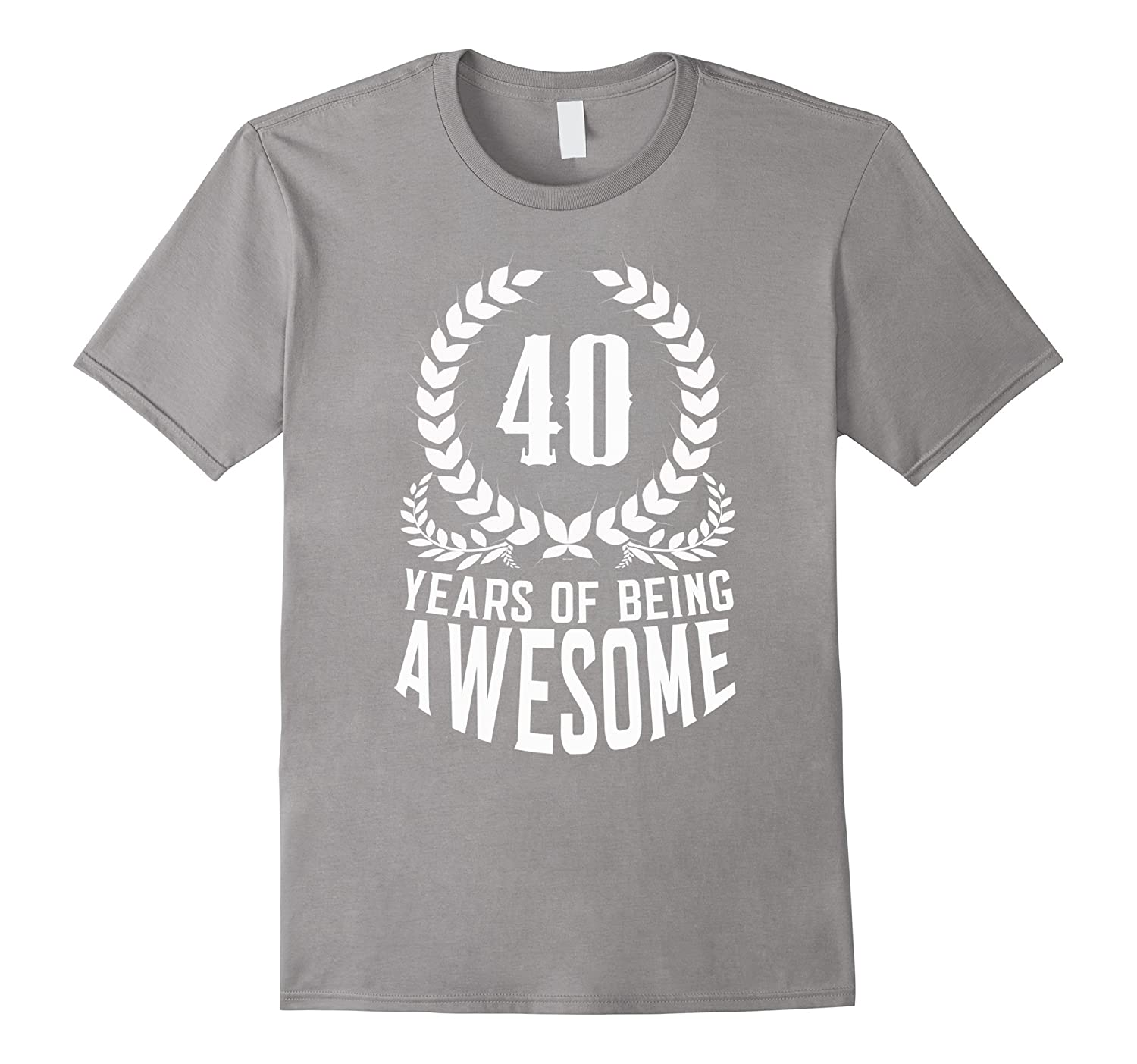 40 years of being awesome 1977 birthday gifts for woman men-TD