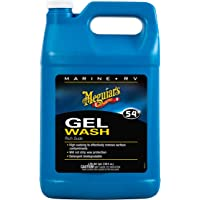 Meguiar's M5401 Marine/RV Gel Wash - 1 Gallon ( Packaging May Vary )