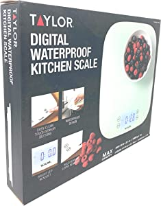 Taylor Digital Waterproof Kitchen Scale