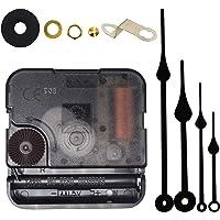 Include Hands Quartz DIY Wall Clock Movement Mechanism Battery Operated DIY Repair Parts Replacement
