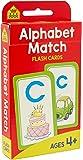 School Zone Alphabet Match Flash Cards (new cover)
