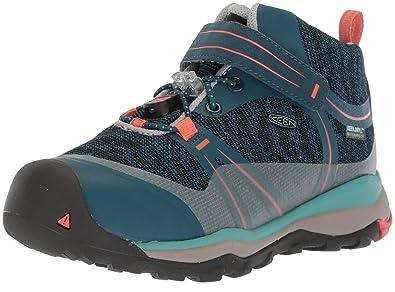 67f1e9c498 Amazon.com | Keen Kids' Terradora MID WP Hiking Shoe | Hiking Shoes