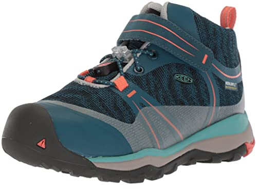 newest 586bd 6a2f7 KEEN Terradora WP Shoes Children Blue Shoe Size US 9 | EU 25 ...