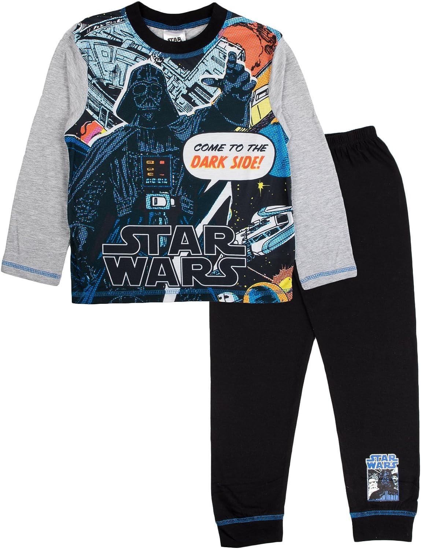Disney pigiama Star Wars per bambini//ragazzi 4-10 anni