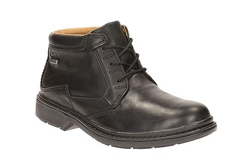 Clarks Herren Bampton Mid Chelsea Boots: : Schuhe