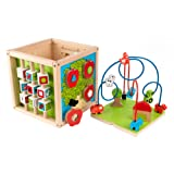 Amazon Price History for:KidKraft Bead Maze Cube (Discontinued by manufacturer)