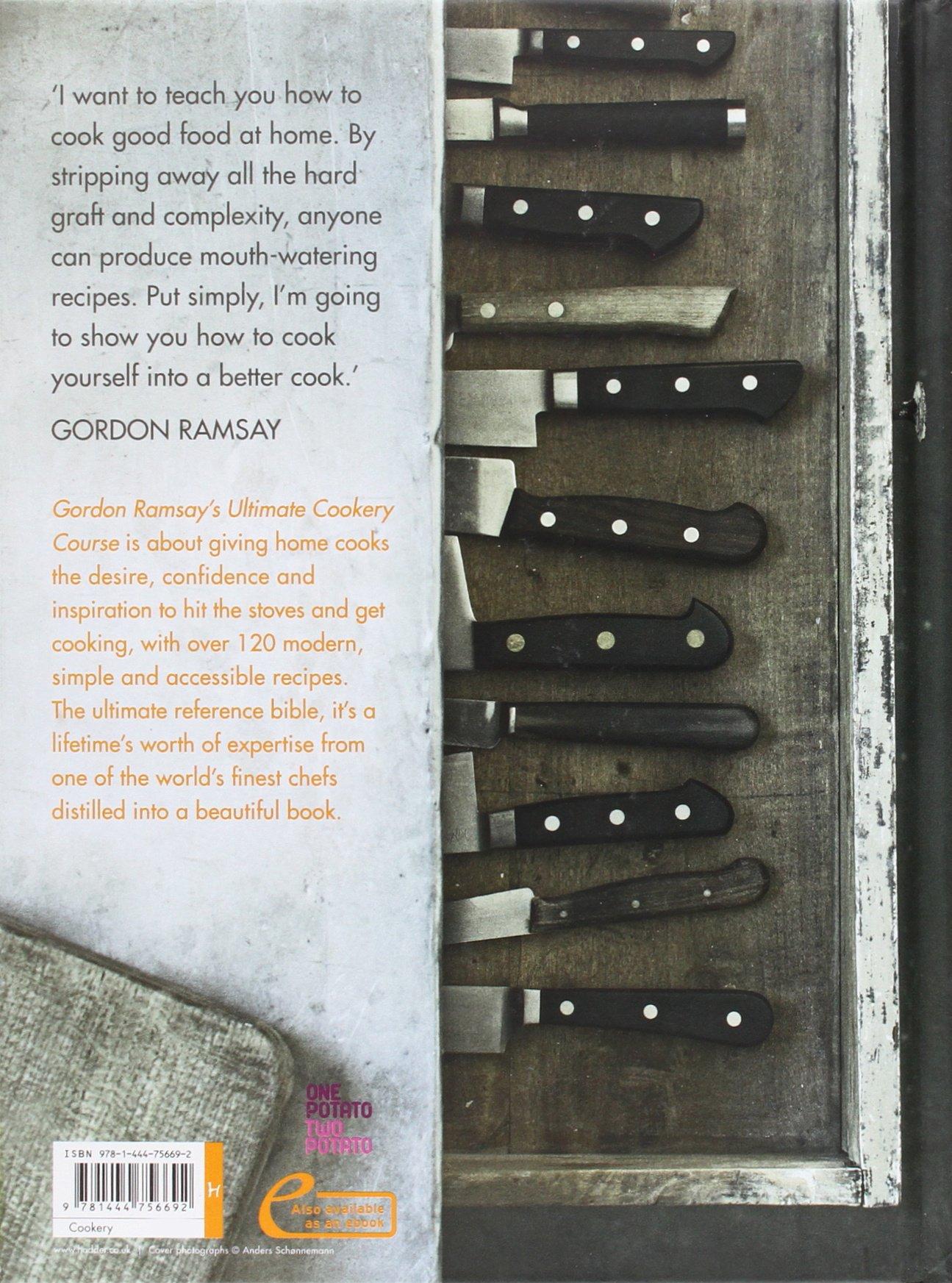 Gordon Ramsay's Ultimate Cookery Course: Amazon: Gordon Ramsay:  8601404196454: Books