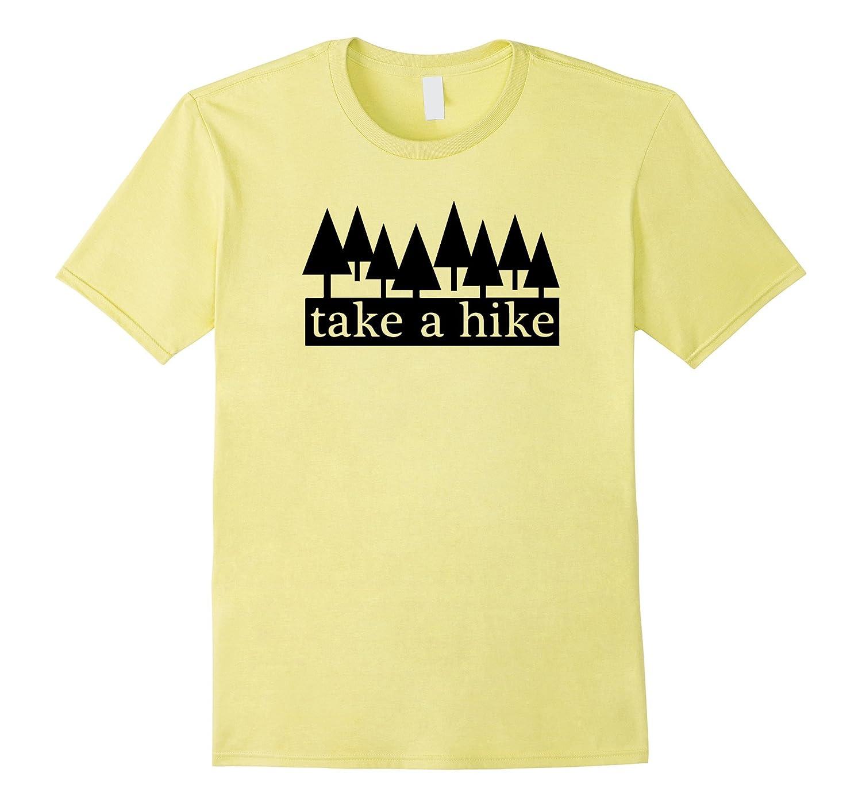 Take a Hike T-Shirt for Hiking Fans-Vaci
