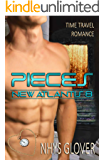 Pieces: Time Travel Romance (New Atlantis Time Travel Romance Book 8)