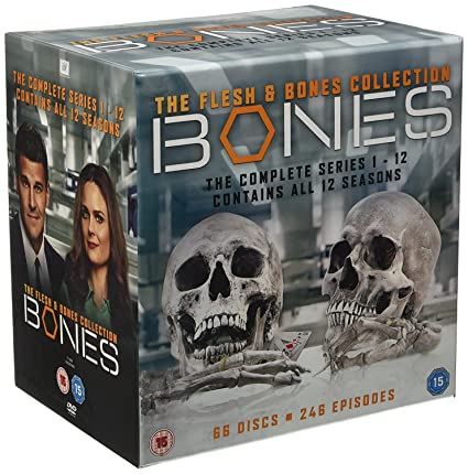Bones   Seasons 1 To 12 [Dvd] by Amazon