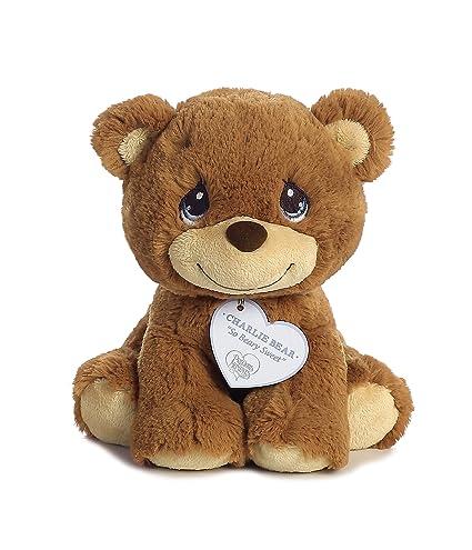 "Aurora World Precious Moments So Beary Sweet Charlie Bear Plush, 8.5"", ..."